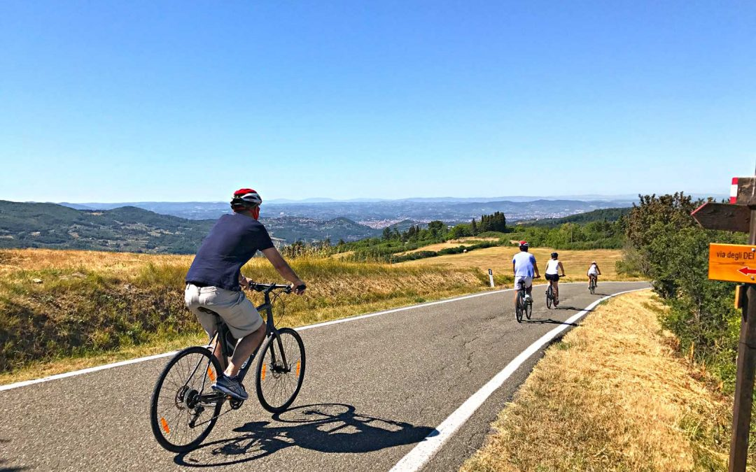Downhill to Florence