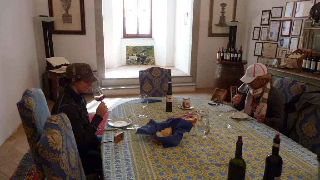 san gimignano wine