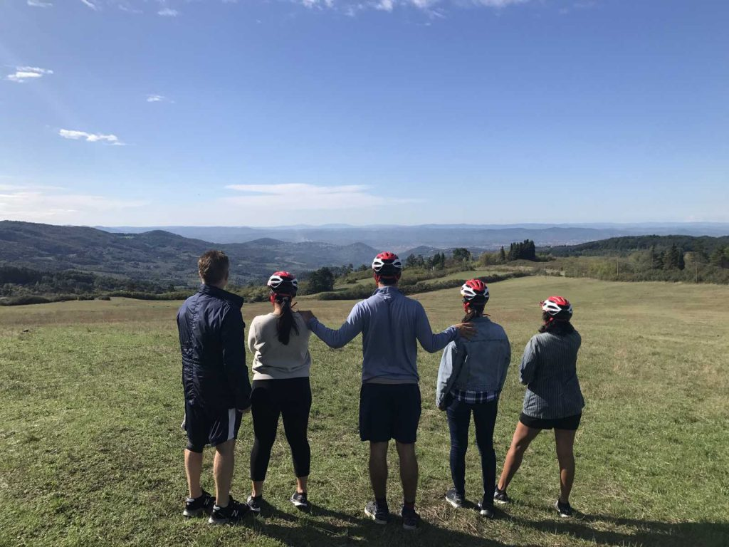 Traveling with Kids: Family Downhill to Florence bike tour - Bike Florence&Tuscany