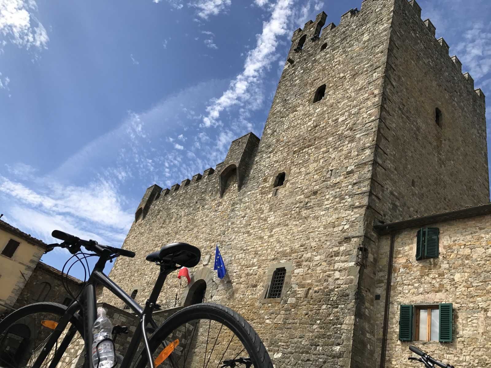 One Day Bike Tour & Tuscan Backroads - Bike Florence&Tuscany
