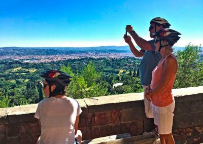 Bike-in-florence-Bike-Tour-hills-of-Florence-cathedral-view2