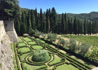 Brolio - Private Garden