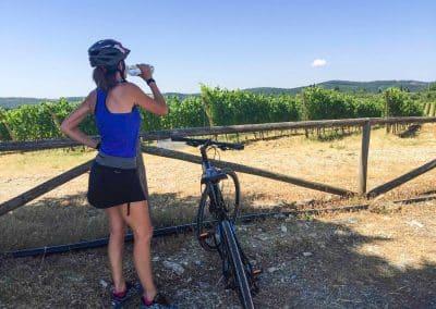 Chianti Classic bike tour