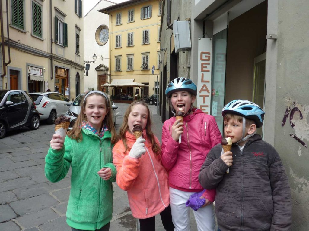 Bike Florence & Tuscany: Best Kids Activities