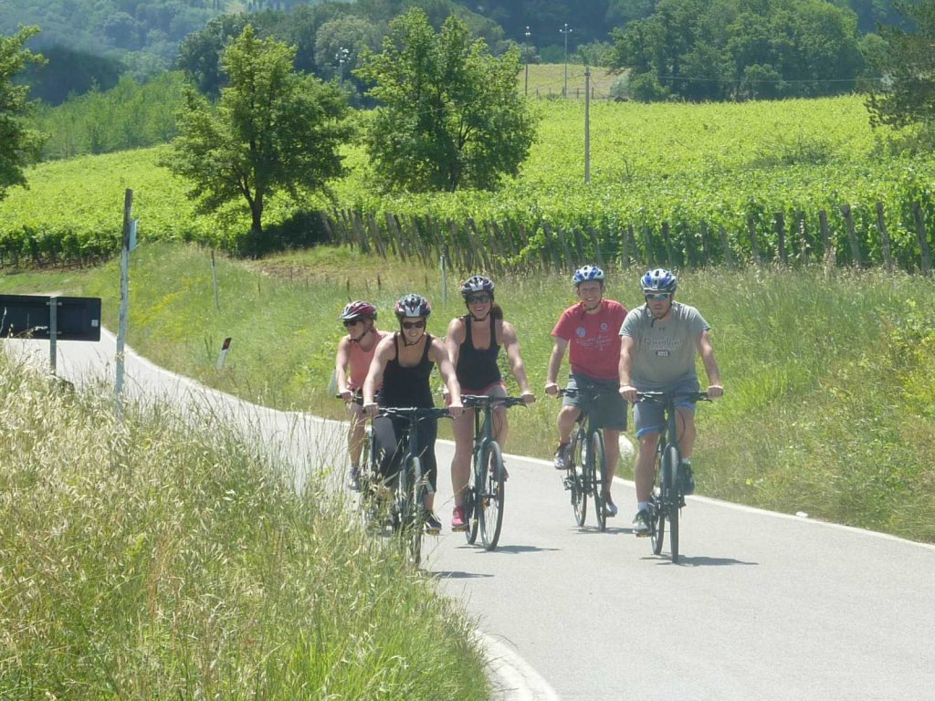 Bike Florence & Tuscany: Great Kids Activity