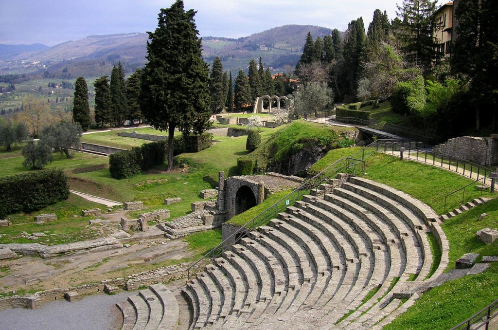 Best thing to do in Florence: Visit Fiesole