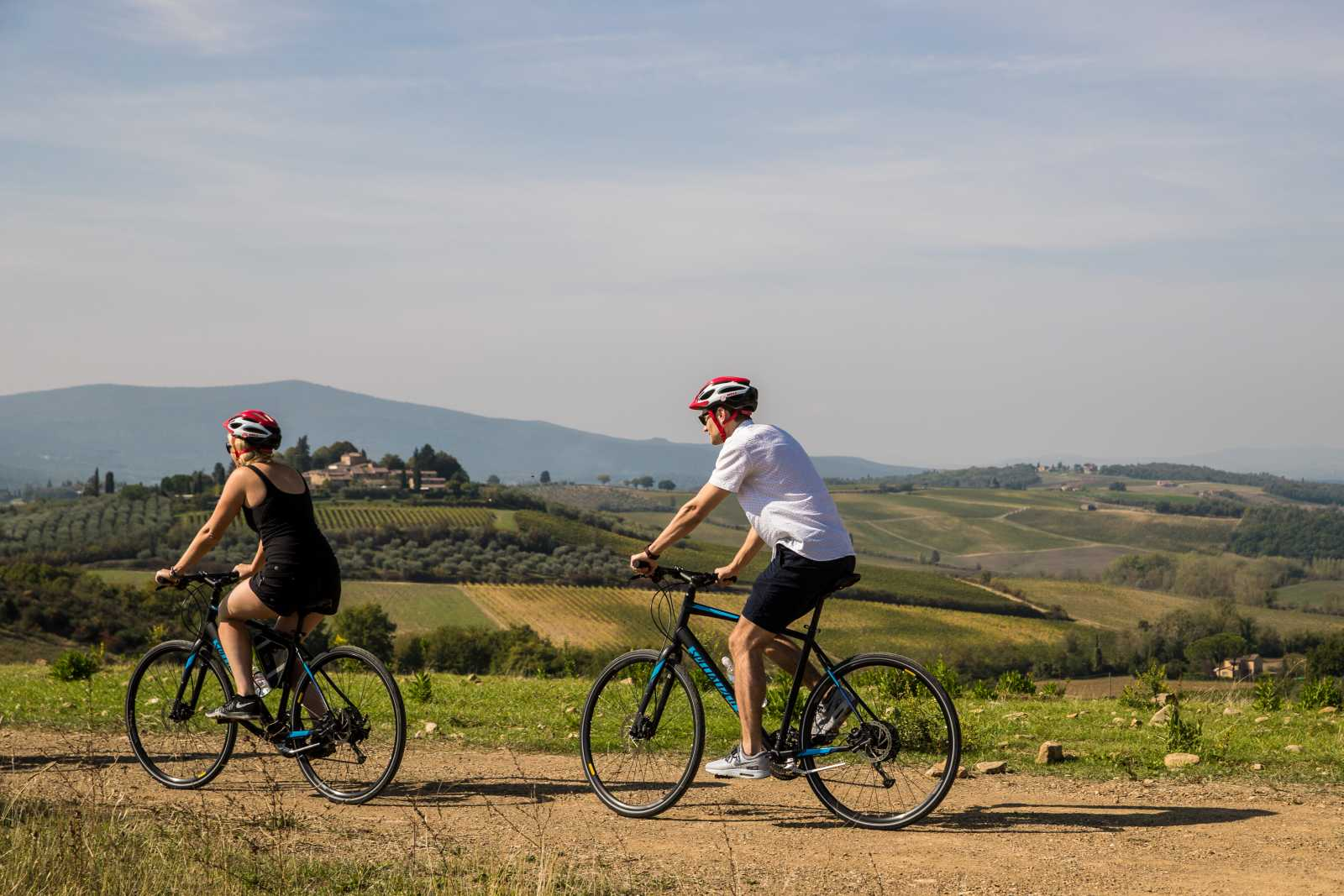Pedaling in Chianti - Bike Florence&Tuscany