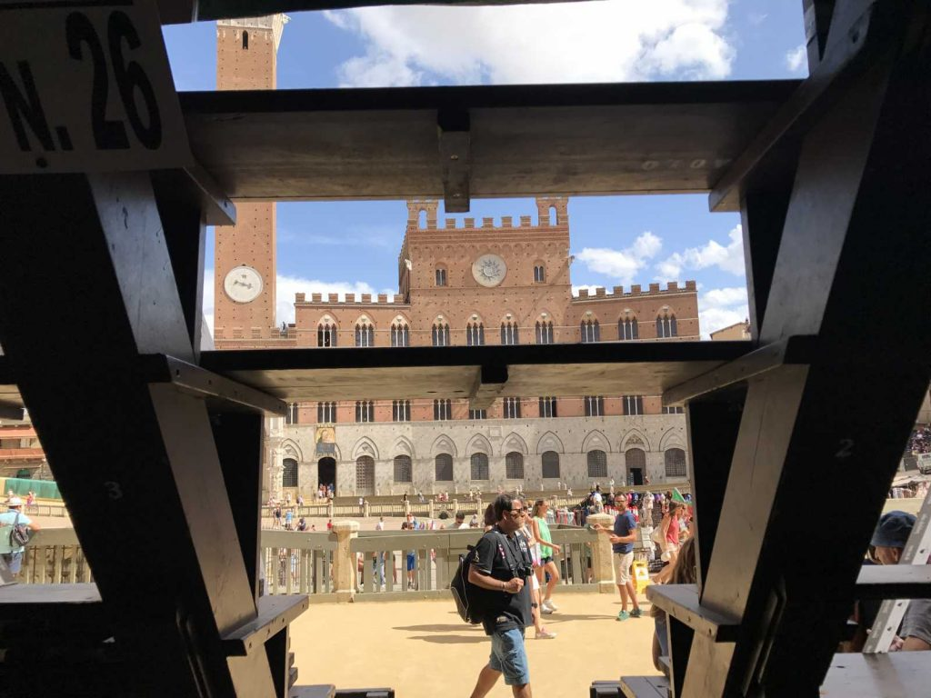 Bike in Florence & Tuscany: One Day Bike Tour in Siena with a Guided Tour