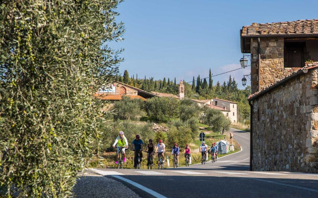 Tuscan Recipe for a One Day Bike Tour