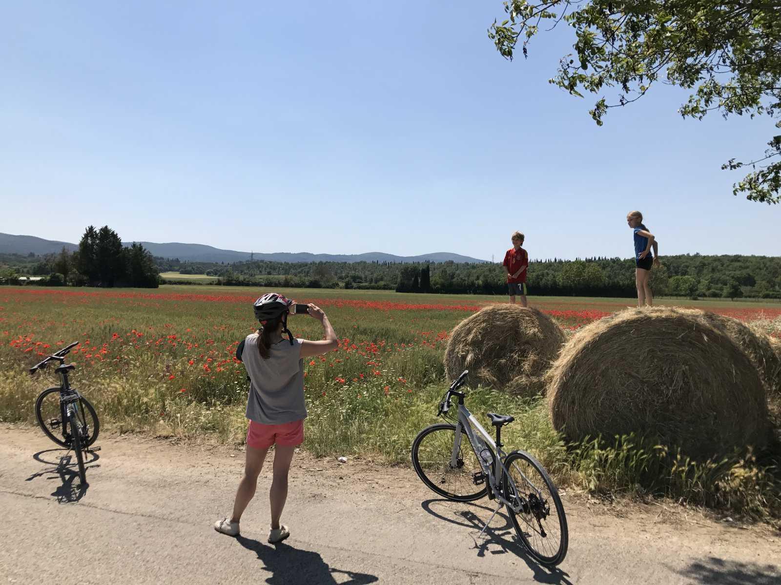 Family biking tours | bikeinflorence.com