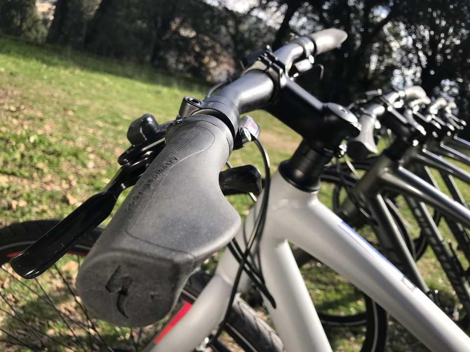 Bike Florence&Tuscany - comfy handelbar