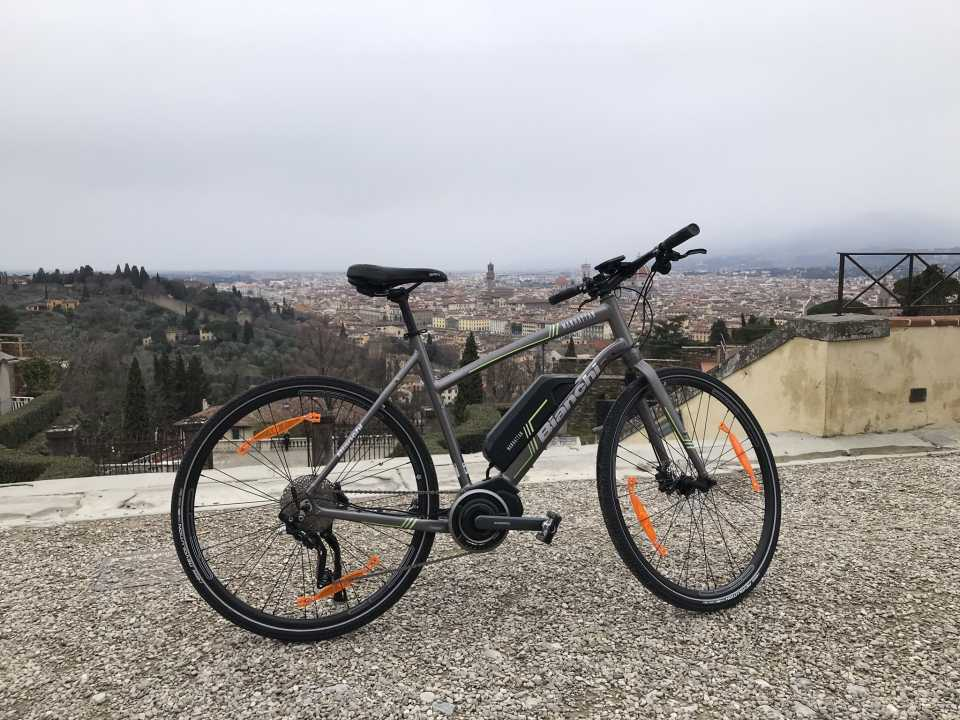 Electric bikes | bikeinflorence.com