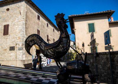 Castellina in Chianti | San Gimignano Easy bike tour | bikeinflorence.com