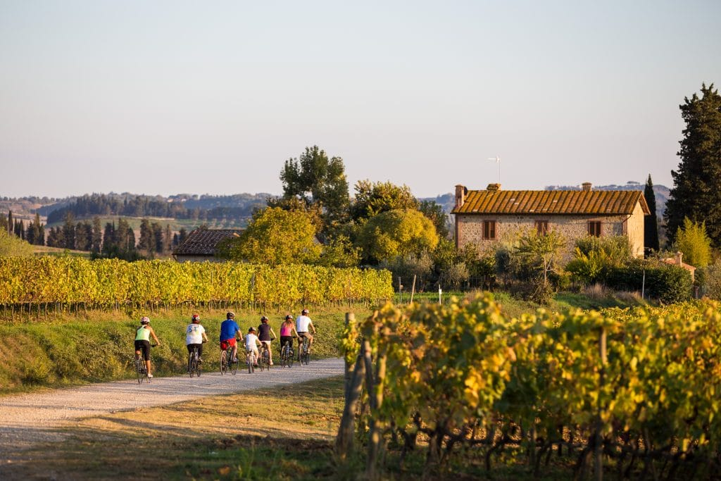 Bike Florence and Tuscany :: Chianti region tours and wine tasting