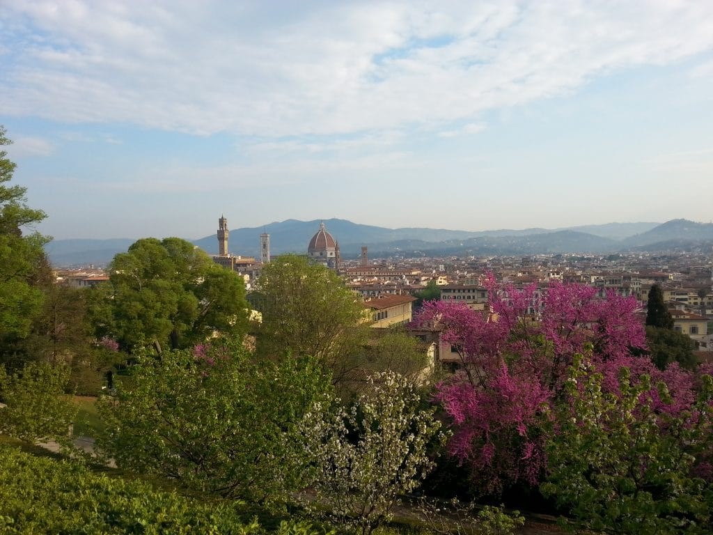 Solo Female Travelers in Firenze and Bike Florence & Tuscany