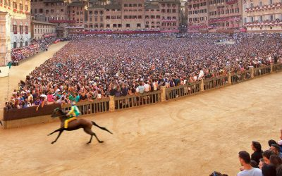 Be a Part of the Siena Palio