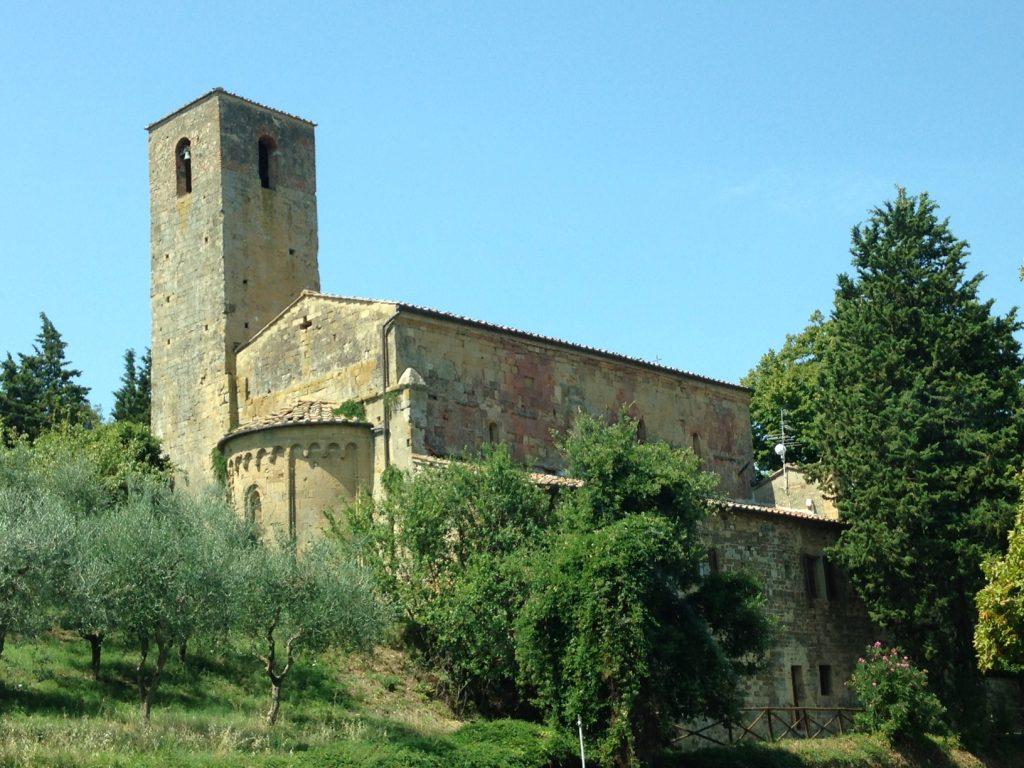 San GImignano Easy :: Churches of Tuscany :: Bike Florence & Tuscany