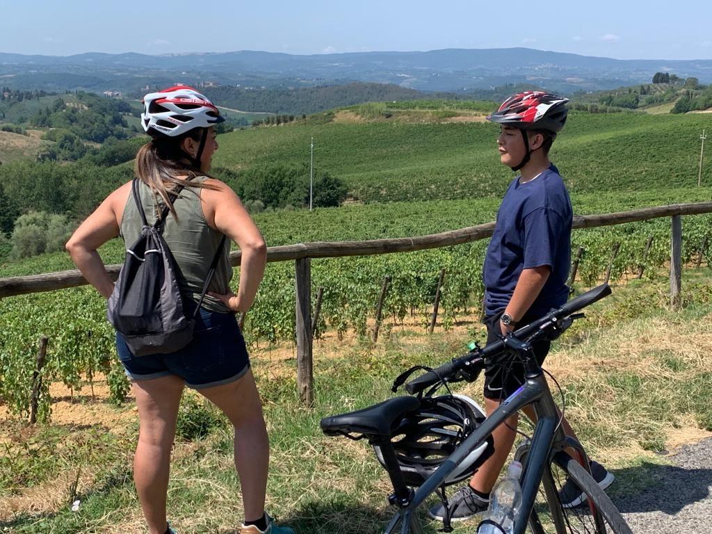 San GImignano Easy :: Bike Florence & Tuscany