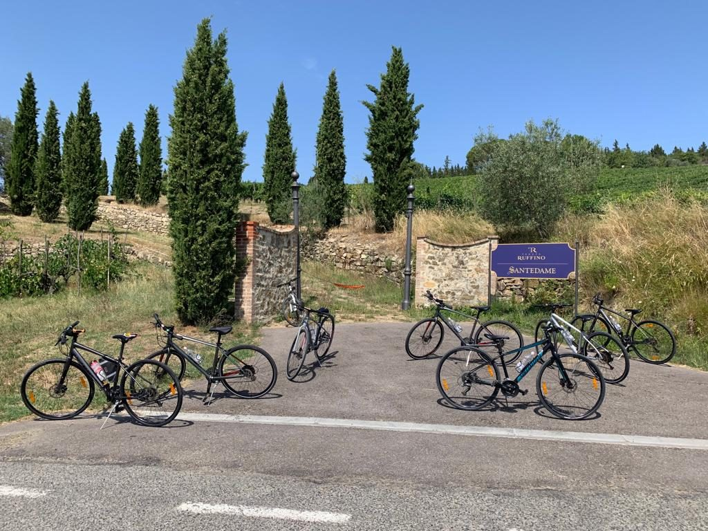 The Chianti Classico area | bikeinflorence.com